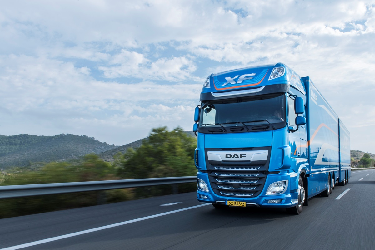DAF Awarded Polish Truck of the Year