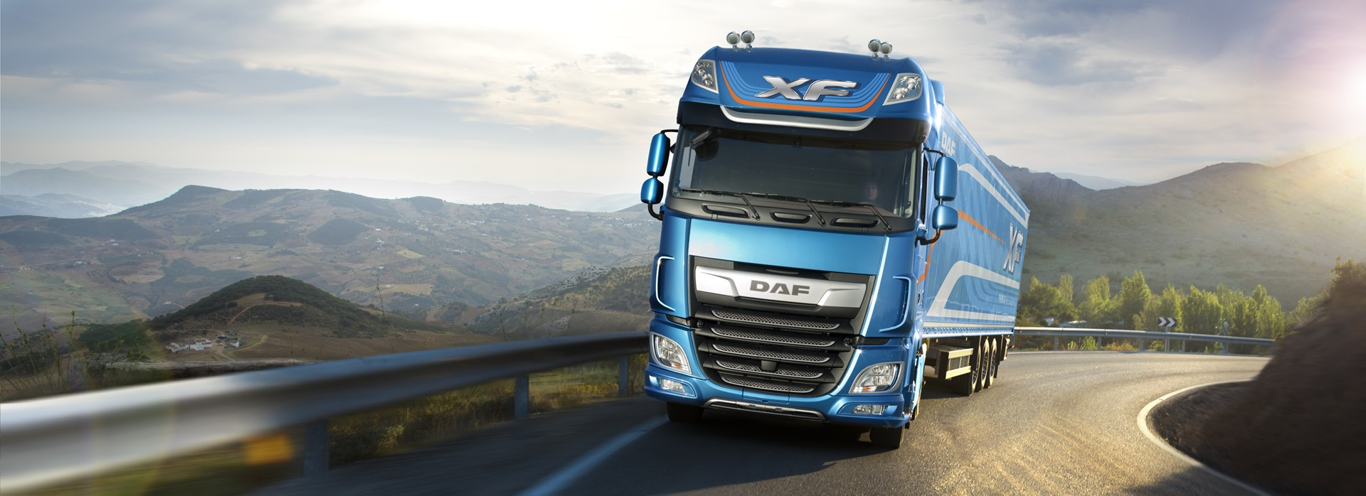 Daf The New Xf Transport Efficiency Visual 101702859